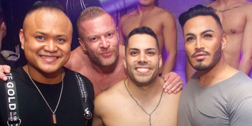 42 Pics of Sexy, Sweaty, Shirtless Guys Dancing at Indulge, Seattle's Hottest Circuit Party