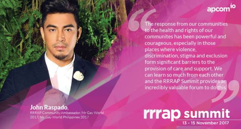 John Raspado 01, Mr. Gay World 2017 01