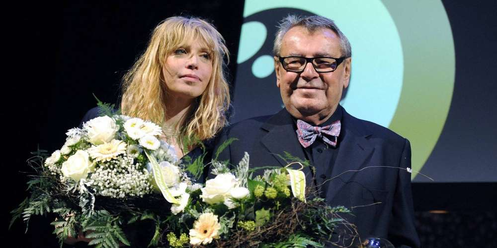 Courtney Love Wrote the Most Beautiful Elegy We've Seen for Director Milos Forman