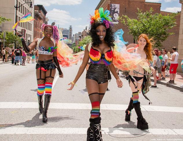 baltimore pride calendar