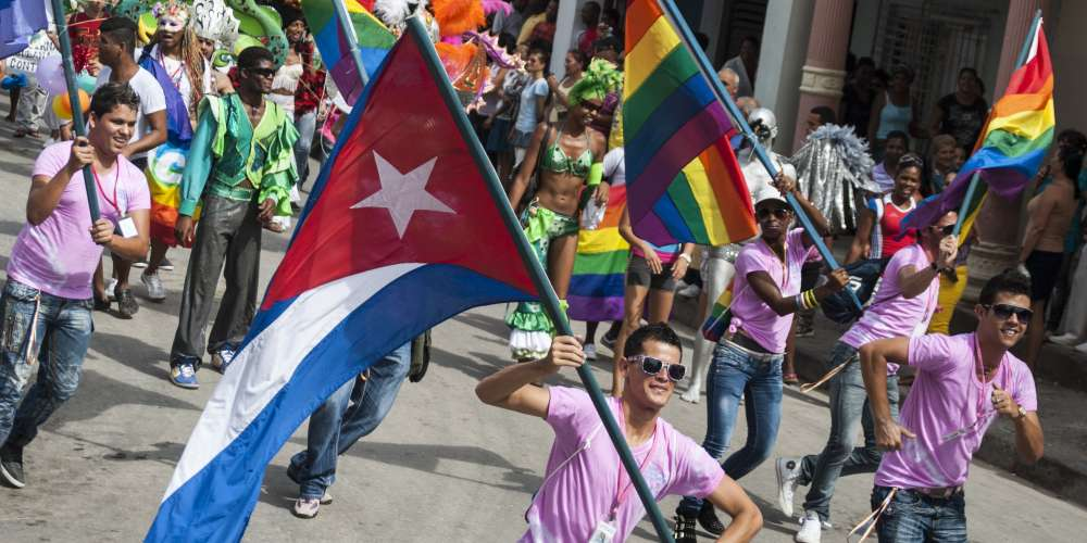 Cuba's New President May Soon See Rainbows All Around the Island, Thanks to This LGBTQ Activist
