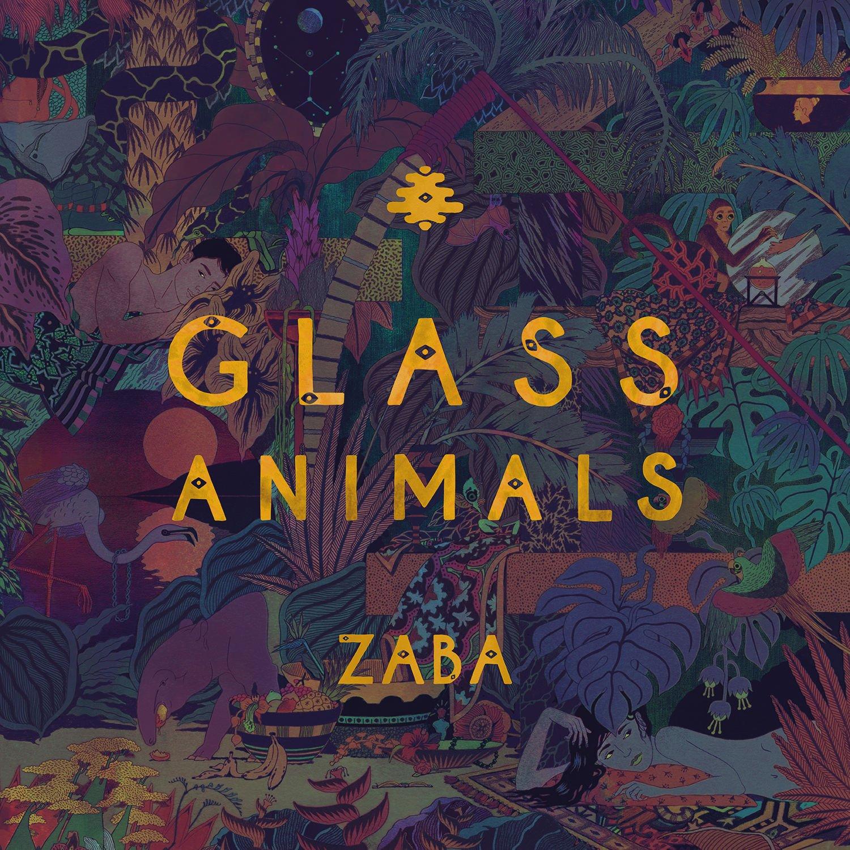 stoner music glass animals