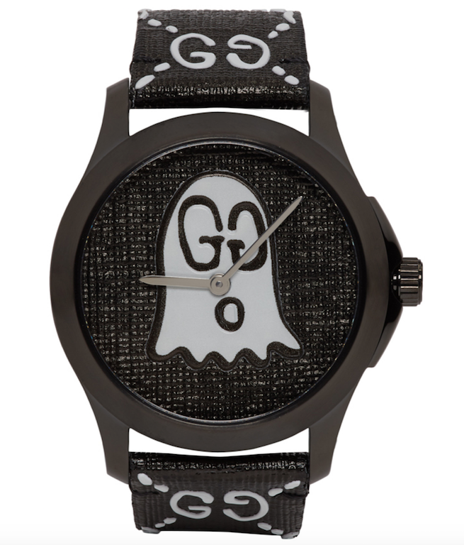 current obsessions GucciGhost watch