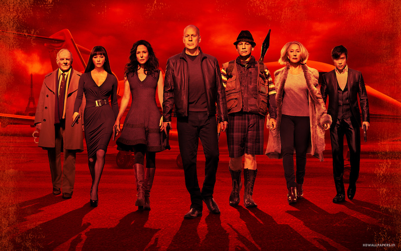 comic book movies red 2