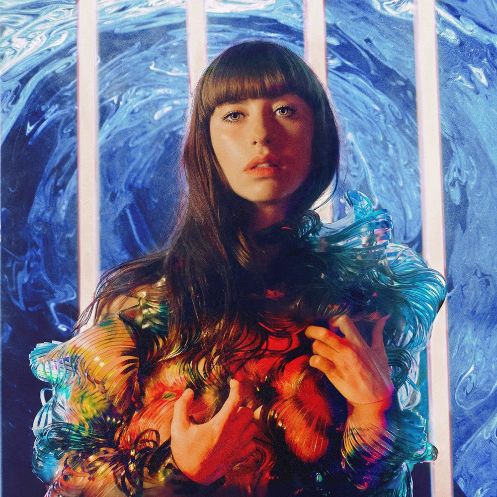 new kimbra album cover