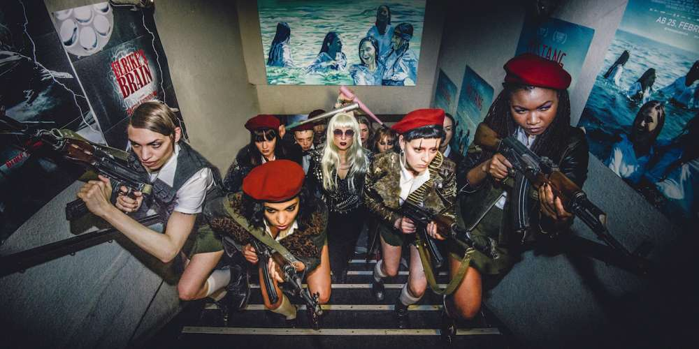 Bruce LaBruce's Latest Satire 'The Misandrists' Is Over the Top, Explicit and Gorgeous