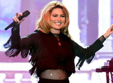 shania twain trump supporter