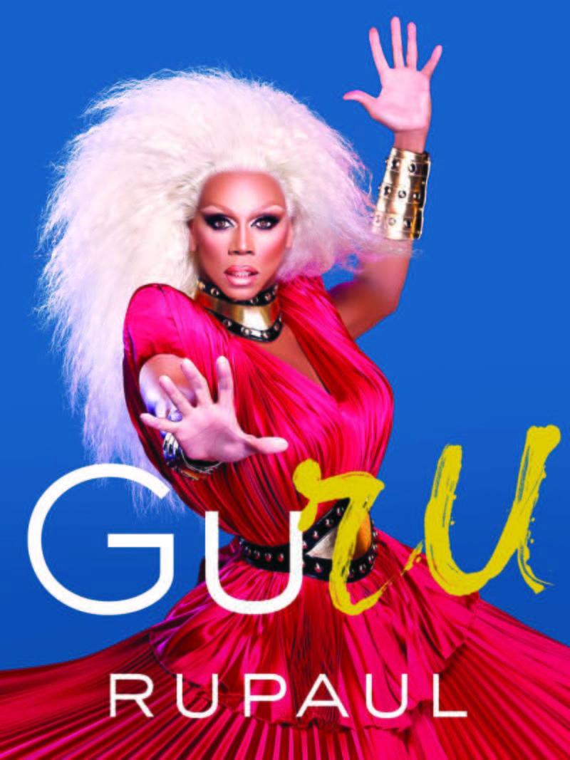 rupaul's new book guru cover