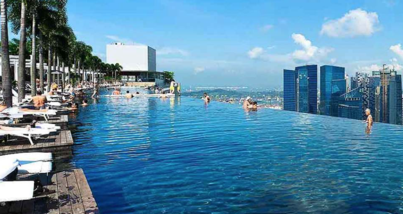 gay singapore marina pool