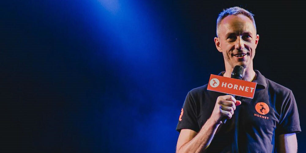 Hornet創辦人Christof Wittig如何運用區塊鏈來協助全球的LGBT社群