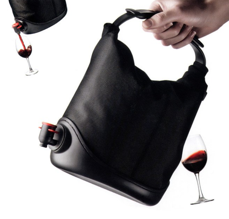 frenemy gift idea wine sack