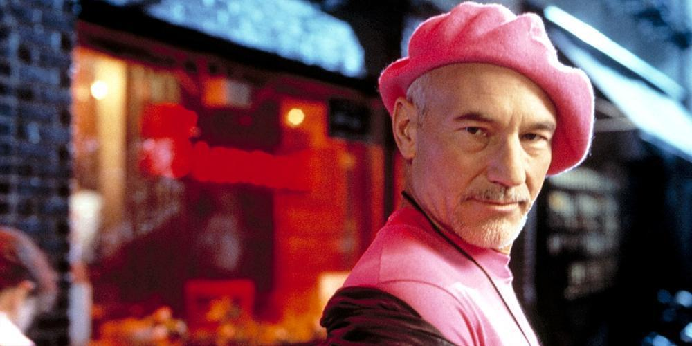 Patrick Stewart, Jeffrey, Films about HIV 01, pink panther
