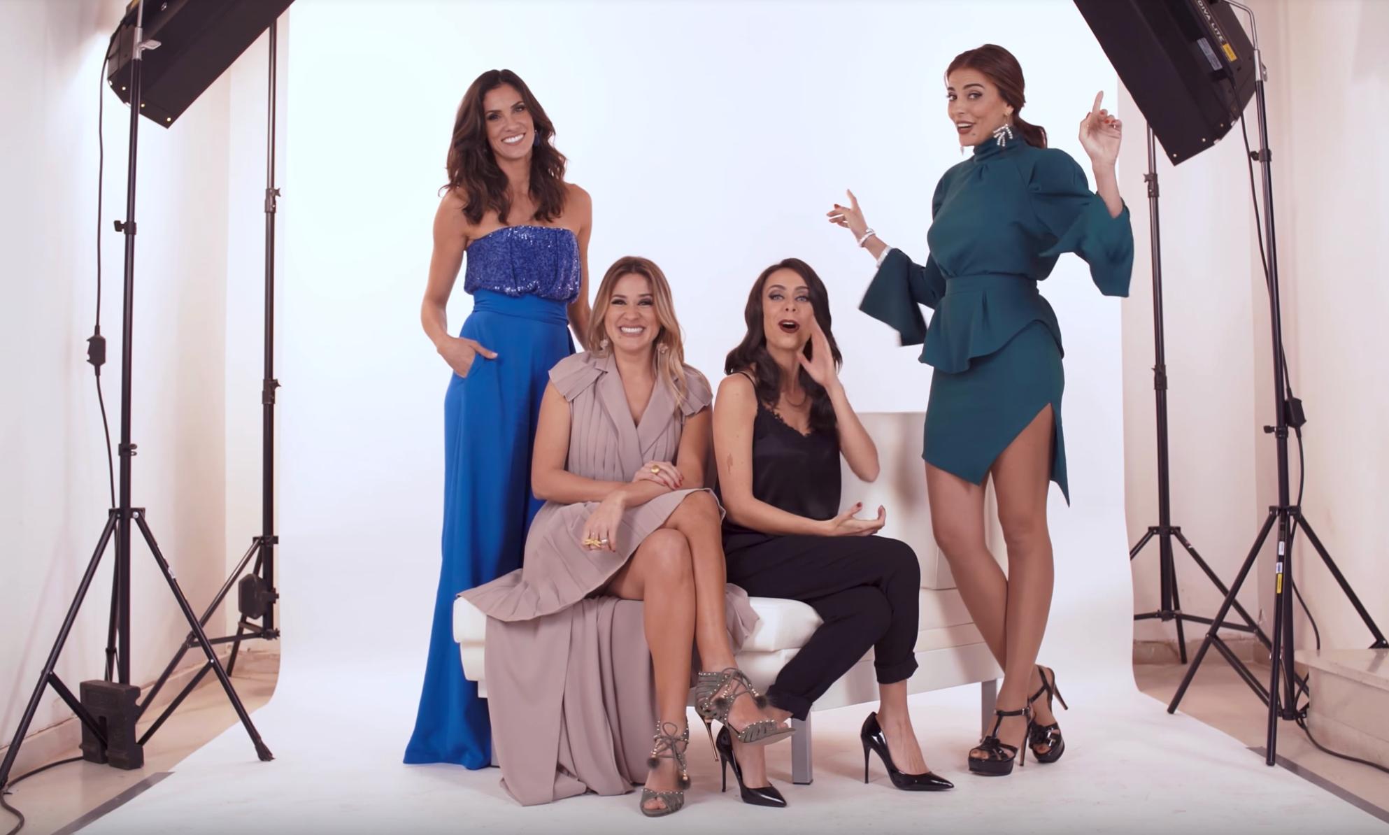 Eurovision 2018 presenters