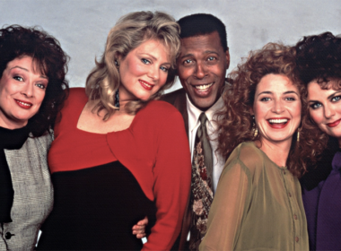 designing women gay funeral