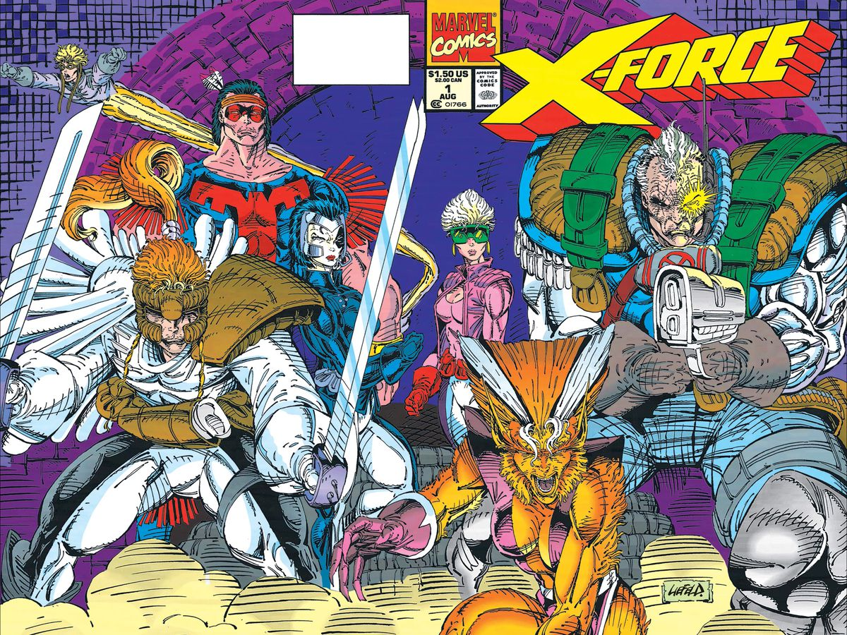 who is shatterstar x-force