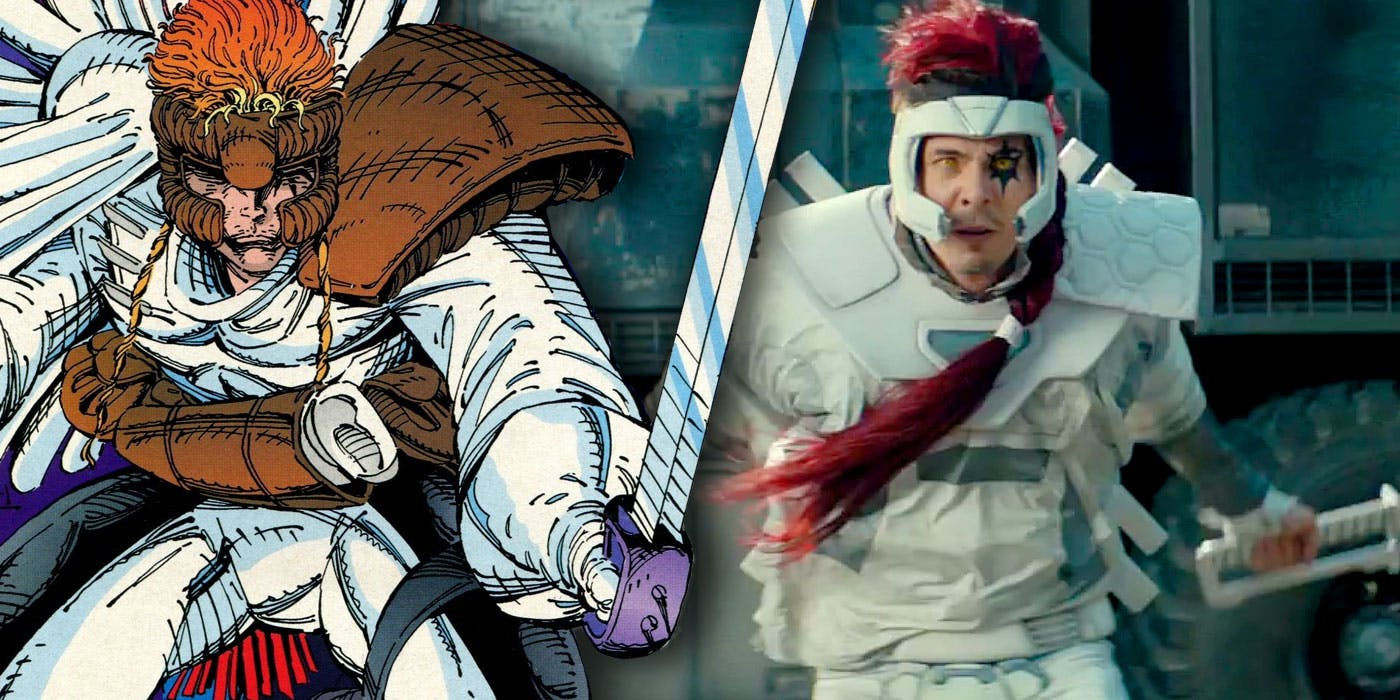 who is shatterstar movie comics