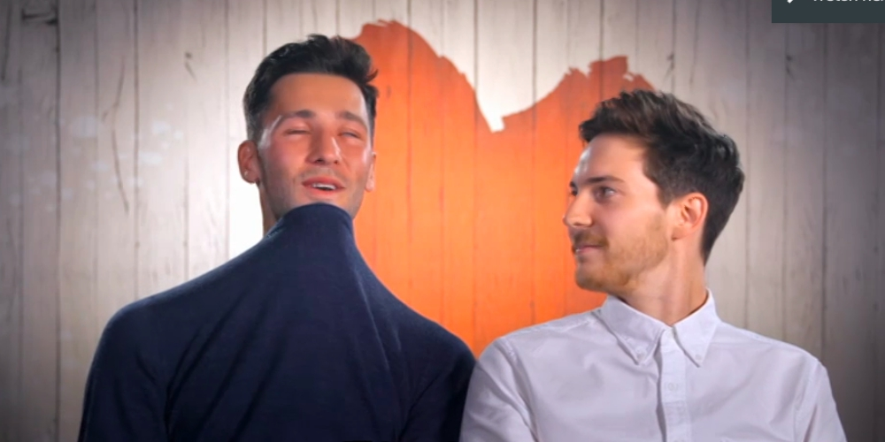 Toxic Masculinity and Femmephobia Were Front and Center During This Gay Couple's Reality Show Date