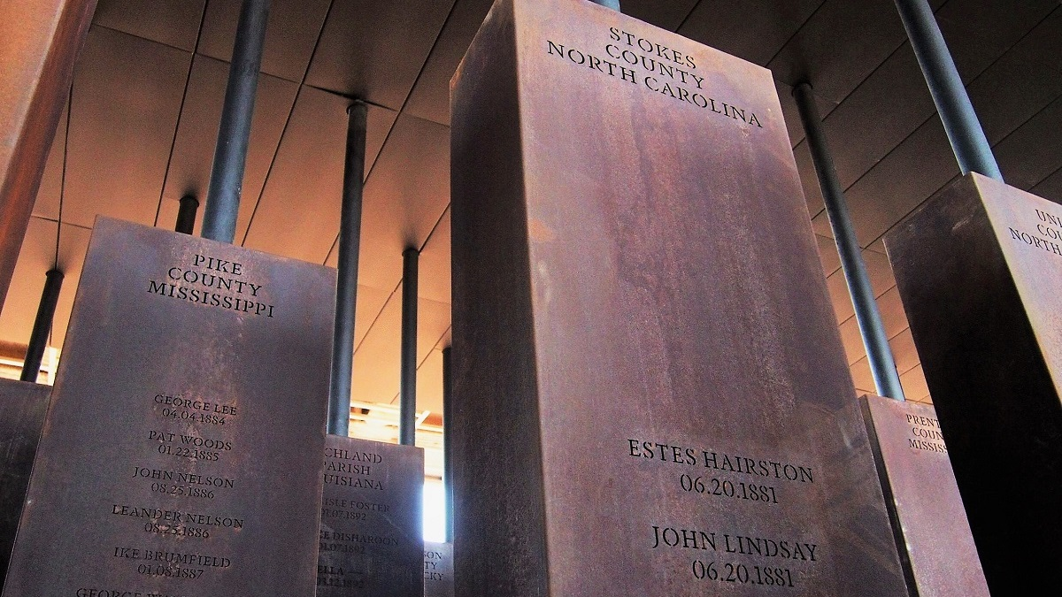 legacy museum 2 lynching memorial