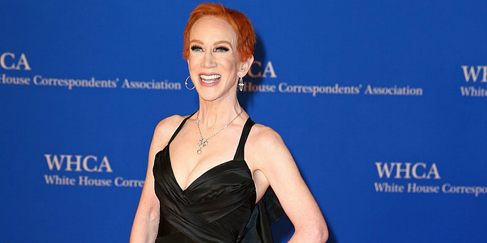 Kathy Griffin Defends Michelle Wolf With Epic Twitter Analysis: 'She Was Hired to Do a Roast'