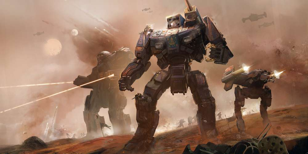 Crybaby Queerphobic Players Say 'Game Over' to BattleTech's Gender-Neutral Pronoun Option