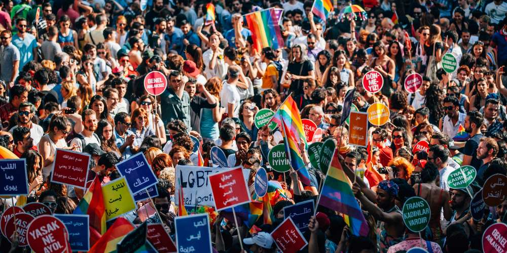 A Country Can't Be Considered LGBTQ-Friendly Unless It Has These 3 Things, Economists Say