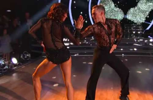dancing with the stars: athletes