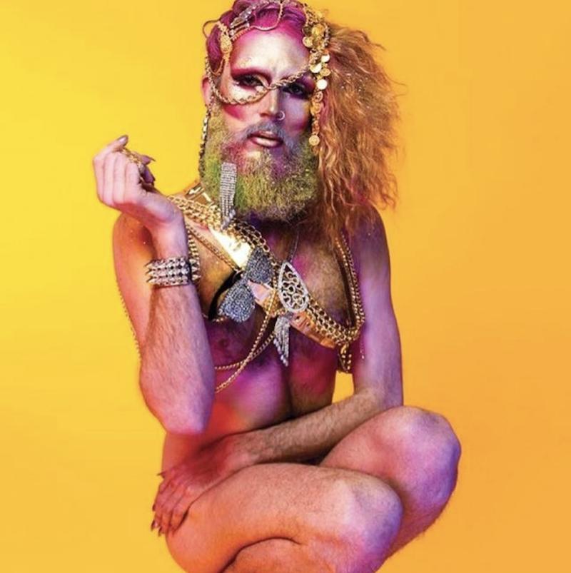 mighty hoopla festival drag