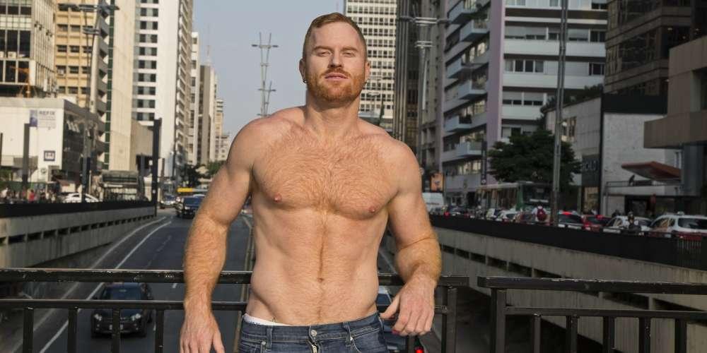Seth Fornea agora mora em São Paulo e falou com o Hornet. Confira fotos!