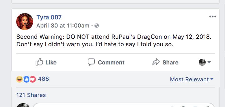dragcon threat 2