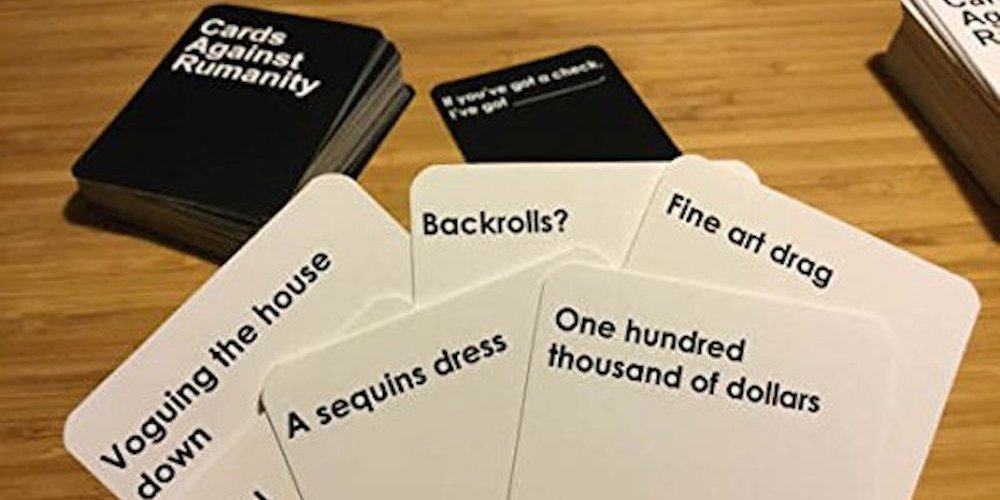 Here's How to Get Your Hands on the 'Drag Race' Versions of Cards Against Humanity