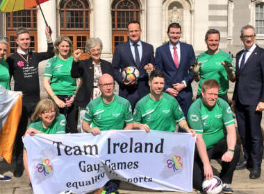 Leo Varadkar Gay Games