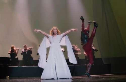 Celine Dion Deadpool 01
