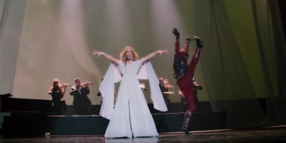 Céline Dion Made a Music Video for 'Deadpool 2' That Includes the Anti-Hero in Heels