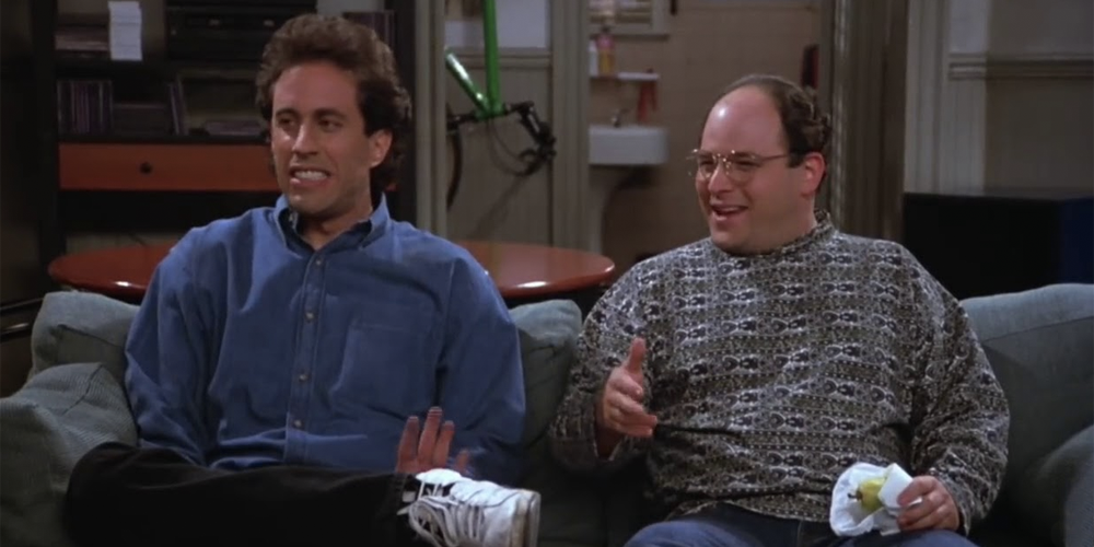 Gayest Episode Ever: 'Seinfeld' Killed It With 'Not That There's Anything Wrong With That'
