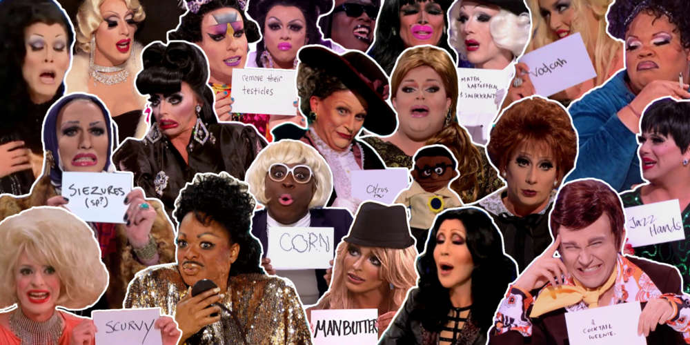 Snatch Game Ranked