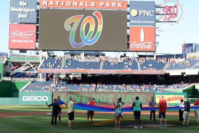 lgbt pride nights major league baseball