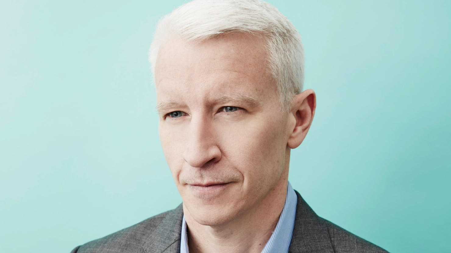 anderson cooper interview portrait