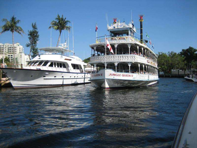 gay fort lauderdale jungle queen riverboat tour fort lauderdale เกย์
