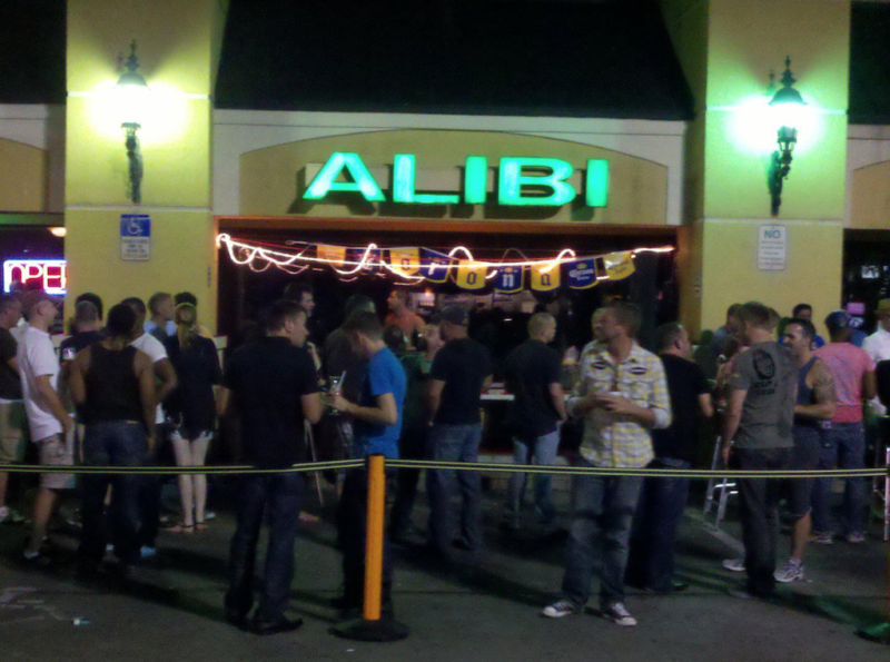gay fort lauderdale georgie's alibi bar  fort lauderdale เกย์
