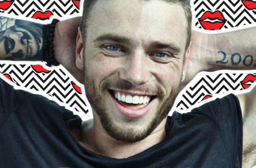 Gus Kenworthy H&M feature