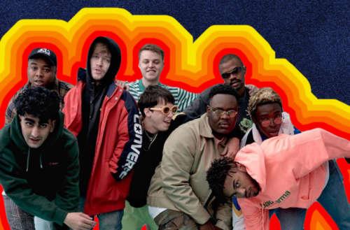 Brockhampton PUPPPY boyband