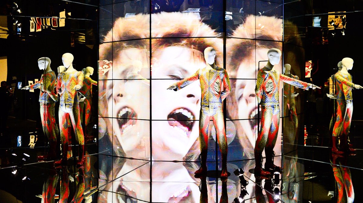 queer art exhibits david bowie is