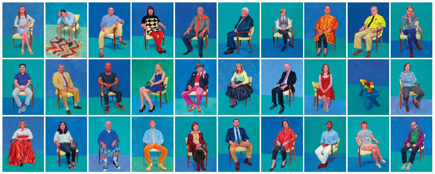 queer art exhibits hockney