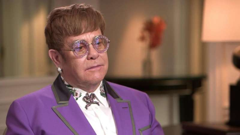 celebrities with mental illness 08, Elton John