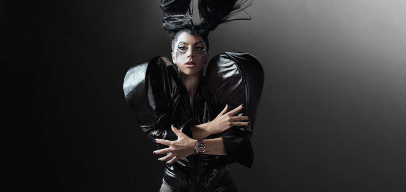 celebrities with mental illness 10, Lady Gaga