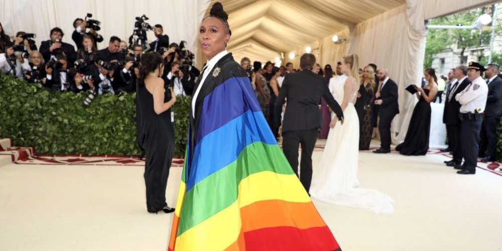 Lena Waithe Just Made Her First-Ever Met Gala Appearance a Queer Political Statement