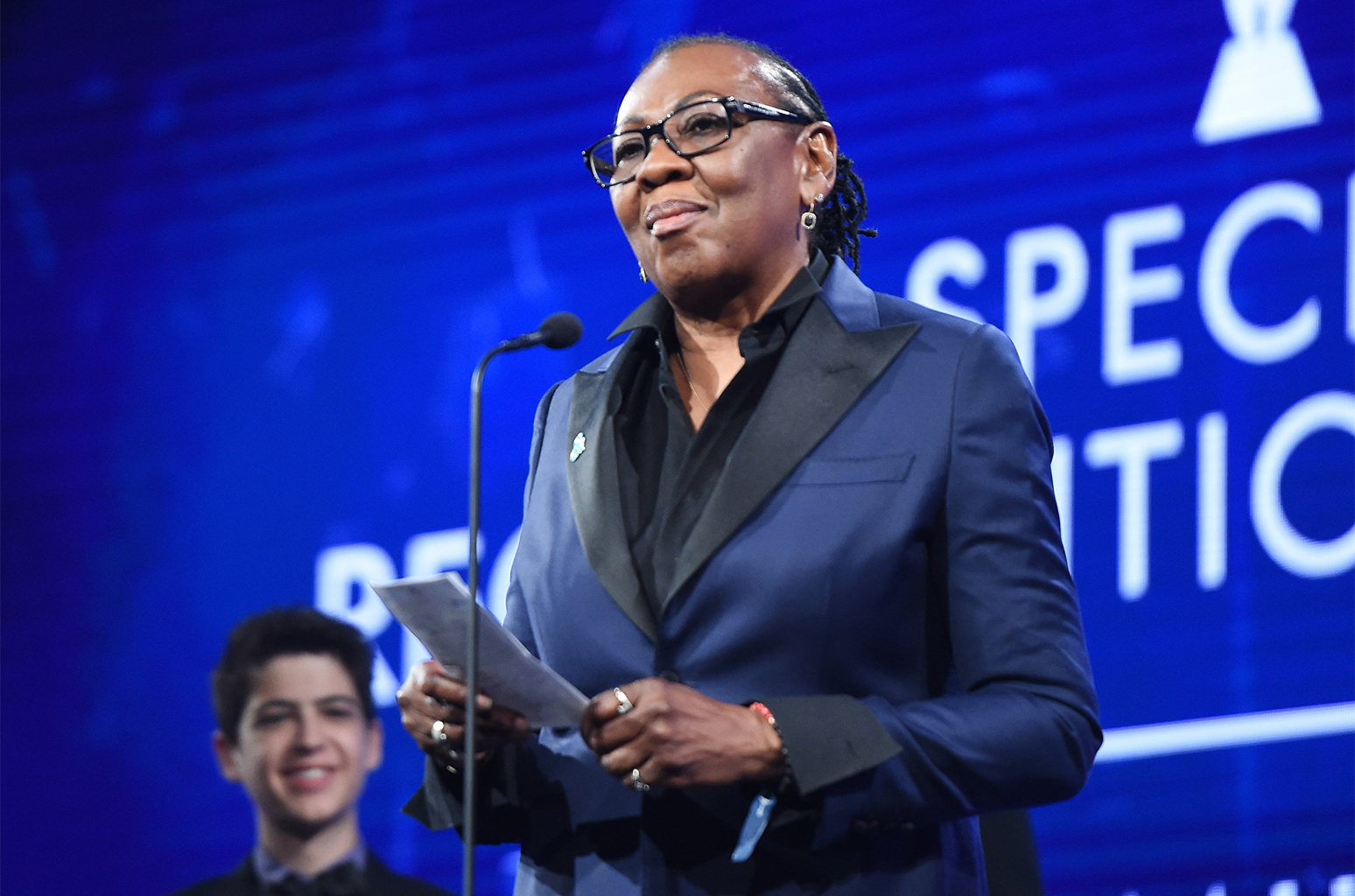 glaad media awards 2018 gloria carter