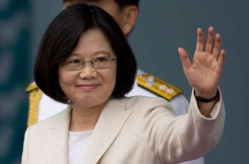 Tsai ing-wen feat