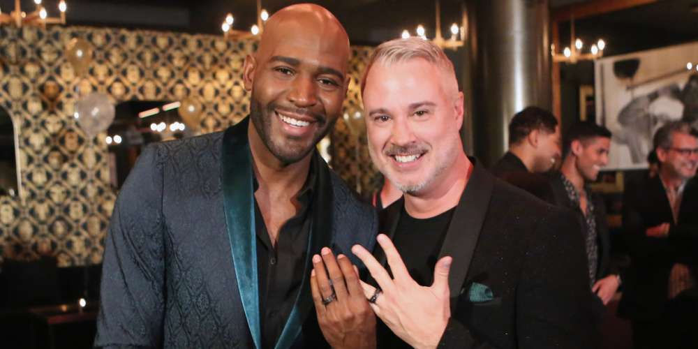 Congrats to 'Queer Eye' Star Karamo Brown, Who Just Got Engaged (Updated)