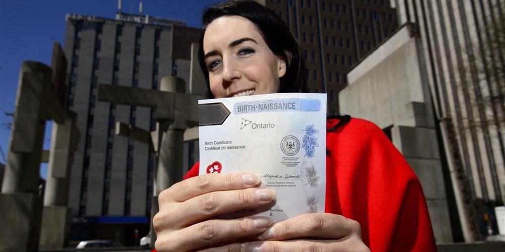 ontario birth certificates joshua ferguson feat